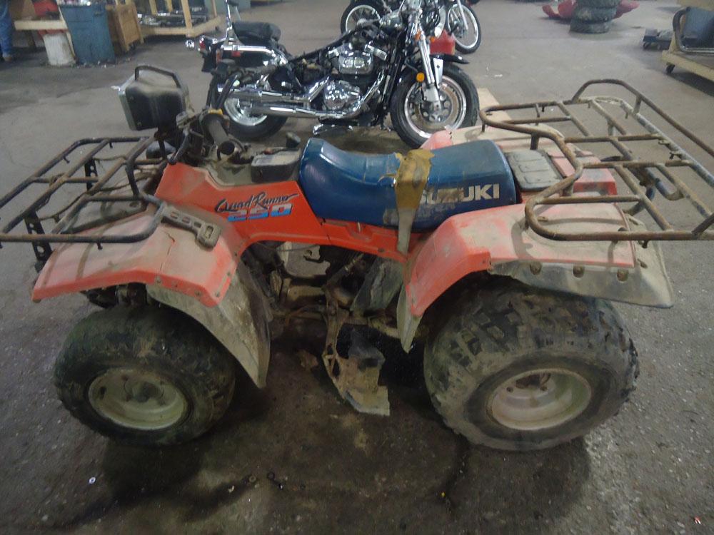 Suzuki 250 ATV   eBay