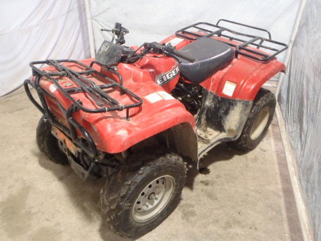 04 Suzuki Eiger Lta400 400 Rear Drive Shaft Driveshaft