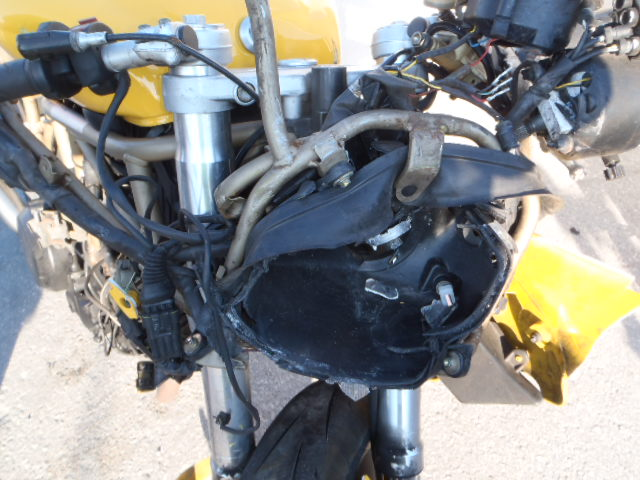 Ducati Engine Paint Flaking