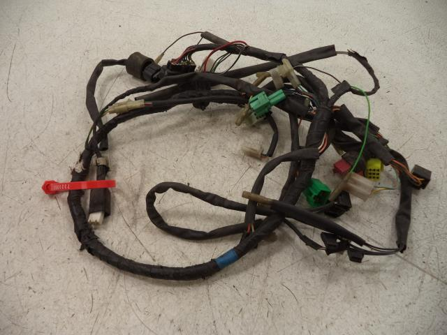 431 02 suzuki gs500e gs500 500 main wire wiring harness ebay Wiring Harness Replacement Hazard at edmiracle.co