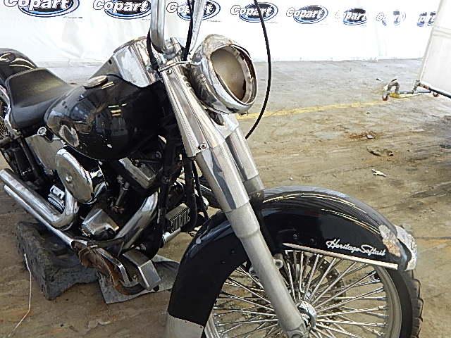 91 harley davidson heritage softail flstc headlight wire