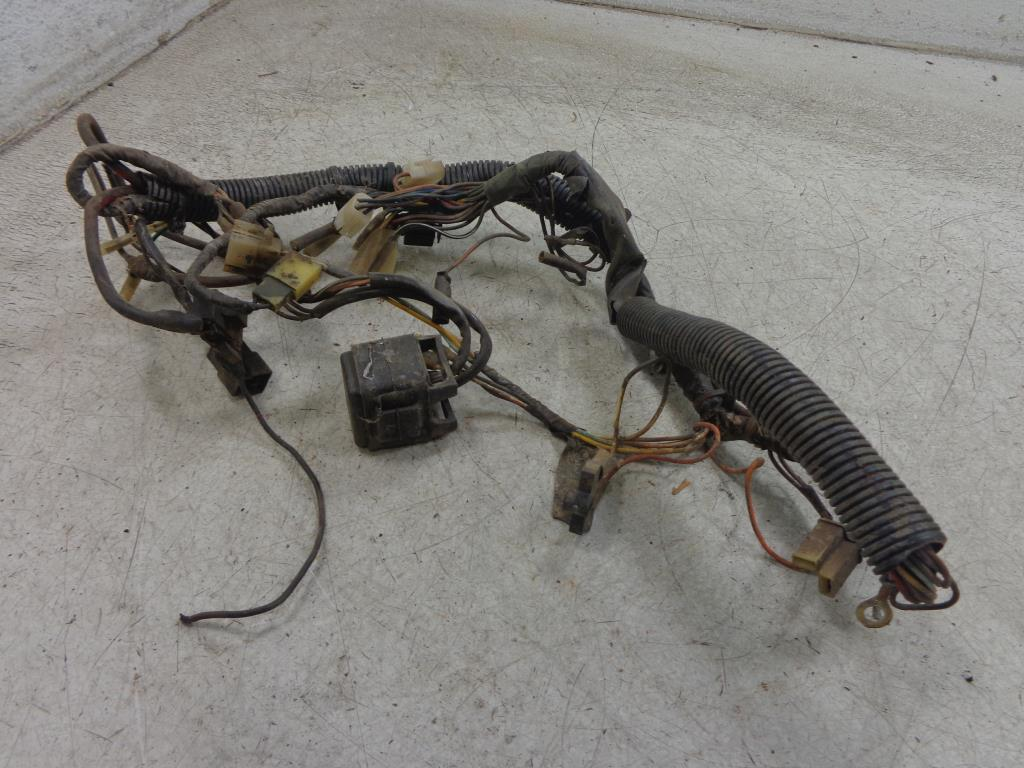 Pinwall Cycle Parts Inc Your One Stop Motorcycle Shop For Used Wiring Harness Yamaha Motorcycles 1980 Dt125 Main Wire