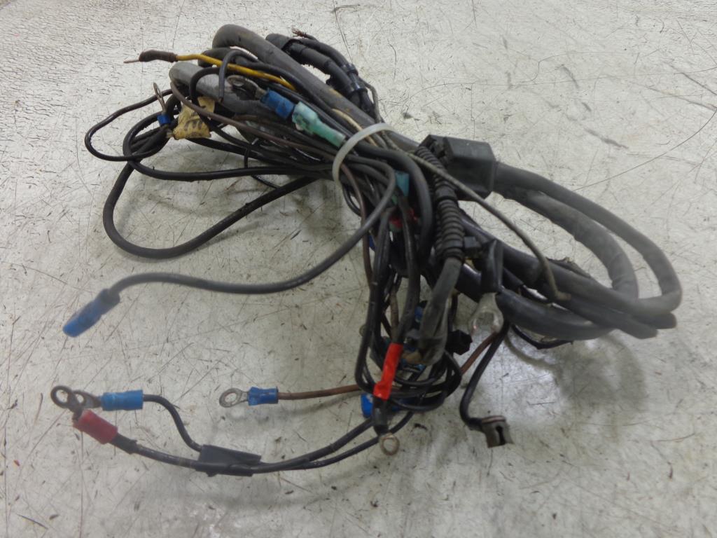 86 Harley Davidson Fxr Super Glide Main Wire Wiring Harness Ebay 2000 Flhpi Diagram Part 6272 05 0001