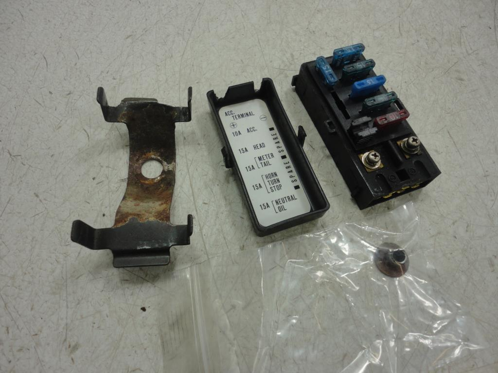 Honda Goldwing Gl 1200 Aspencade 1985 Gl1200 Fuse Box 1984 Gold Wing Location 86 Interstate
