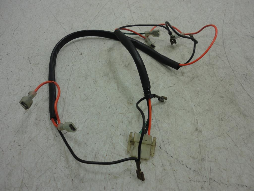 Tail Wiring Harness Harley Davidson Detailed Diagrams 2014 Saddlebag Speaker Diagram Pinwall Cycle Parts Inc Your One Stop Motorcycle Shop For Used 1988