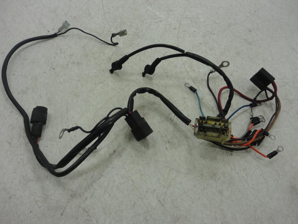 1994 HARLEY DAVIDSON FXDWG Dyna Wide Glide WIRE HARNESS ENGINE ECU ECM