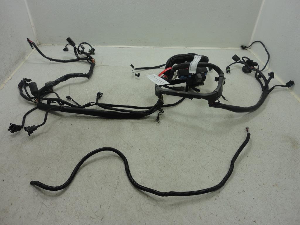 wiring harness hd 2005 softail efi used start relay wiring harness diagram 2005 silverado 2004 2005 harley davidson softail fx/flst tsbi main wire ...