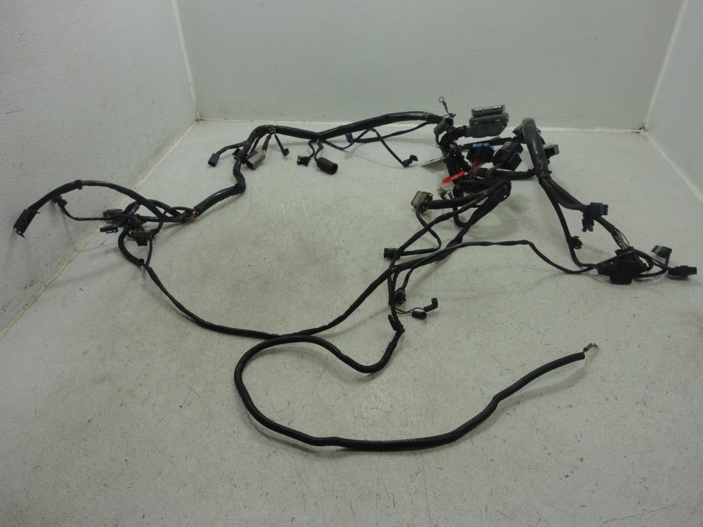 2004 2005 harley davidson softail fx/flst tsbi main wire ... engine wiring harness for 2005 ford focus #5