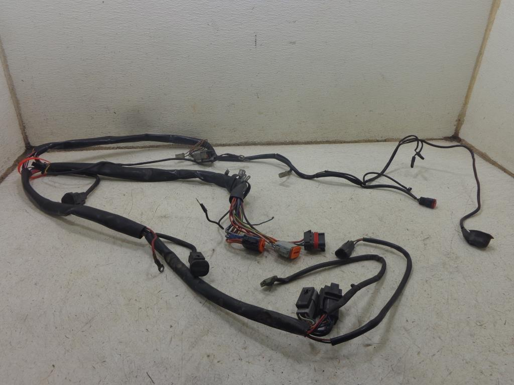 Pinwall Cycle Parts Inc Your One Stop Motorcycle Shop For Used Wiring Harness Harley Davidson 96 Flhtcui Flht Flhtc Touring Main Wire 70985