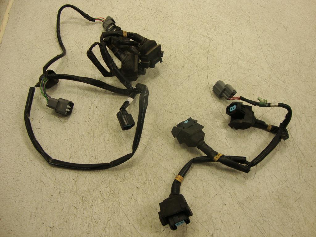 Pinwall Cycle Parts Inc Your One Stop Motorcycle Shop For Used 2003 Honda Goldwing Wiring Gl1800 Abs Gold Wing Wire Harness Engine Efi Throttle Body Injector 32104 Mca 000 32106