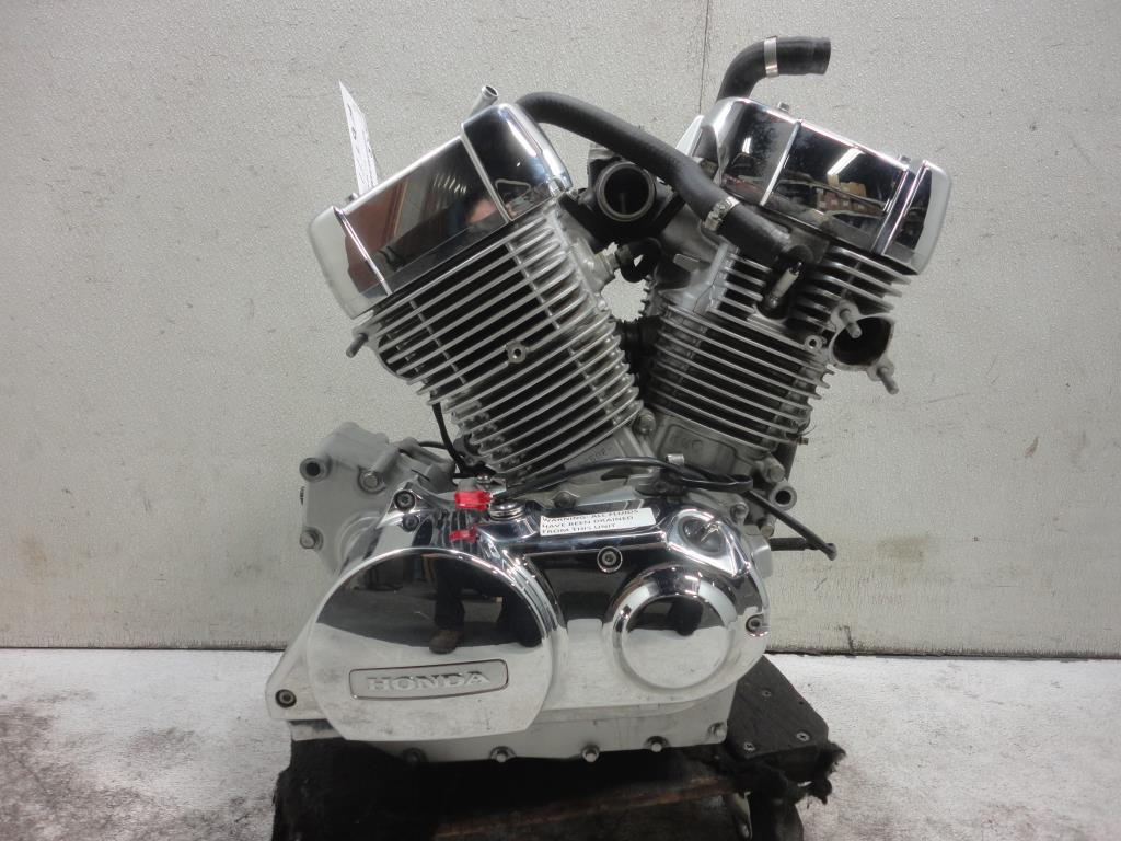 Details About 2006 2007 2008 2009 Honda Vt750 Shadow 750 Spirit Aero Engine Motor Transmission
