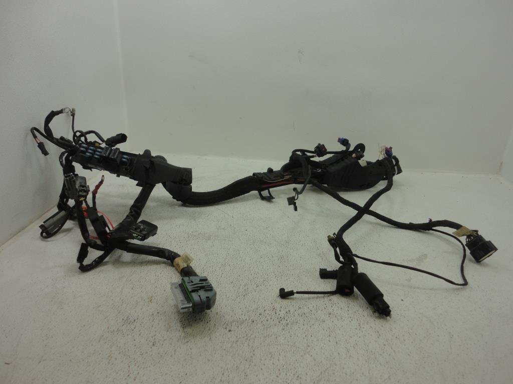 Pinwall Cycle Parts Inc Your One Stop Motorcycle Shop For Used Harley Davidson Wiring Harness Accessory 2008 Xl1200c Custom Main Wire 70180 08 W Ignition Switch And Key