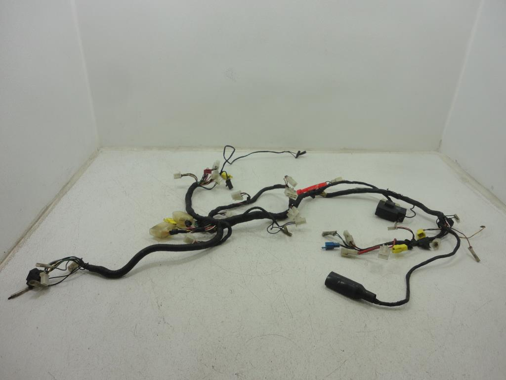 Pinwall Cycle Parts Inc Your One Stop Motorcycle Shop For Used Yamaha Wiring Harness 1996 Vmx1200 V Max Main Wire