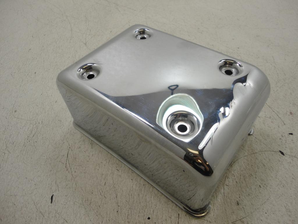 1998 HARLEY DAVIDSON FXDWG Dyna Wide Glide FUSE BOX COVER MINOR SCRATCHES