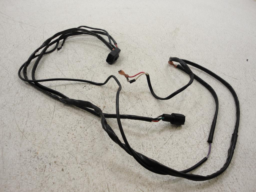 Details about 1987 Harley Davidson FXR FXRD ENGINE WIRE HARNESS FOR on
