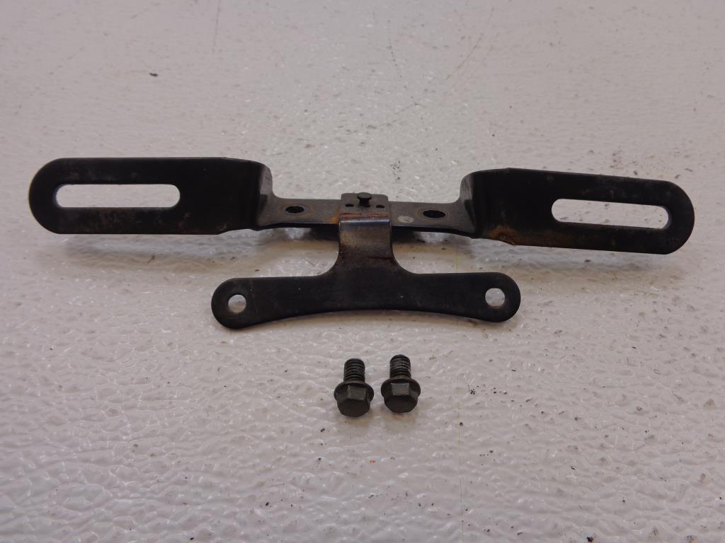 Soporte de matrícula de lateral para yamaha dragstar xvs650 XVS 650