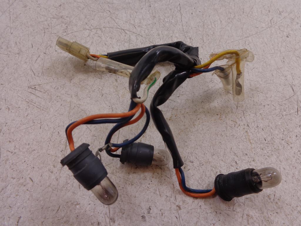 harley davidson gas tank wiring 1994 harley davidson dyna fxdl speedometer wiring lamp harness gas  1994 harley davidson dyna fxdl