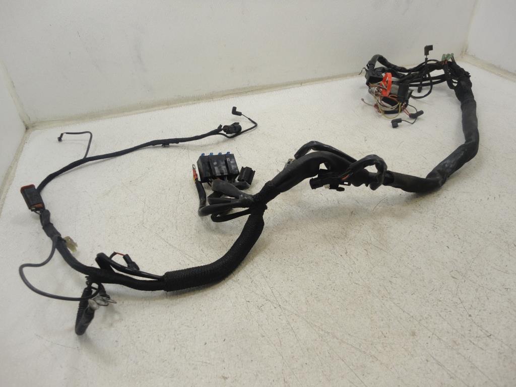 1998 harley davidson xl883r sportster wiring harness main wire 70247-98