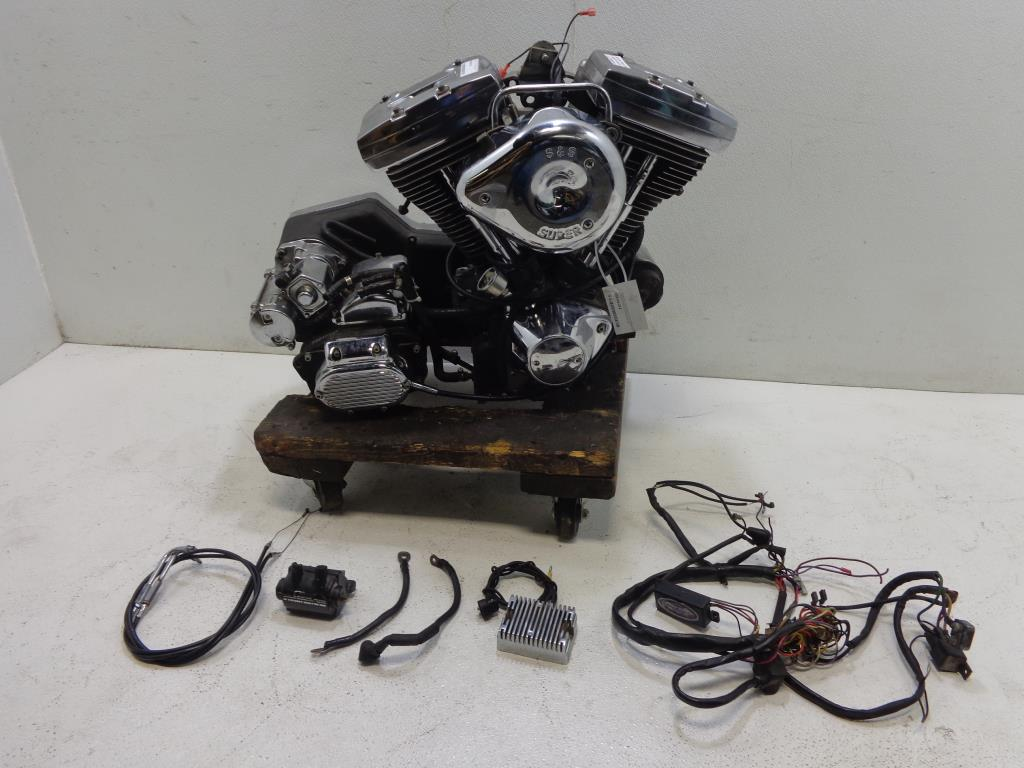 92 Softail Harley 1340 Wiring Harness - Wiring Diagrams on