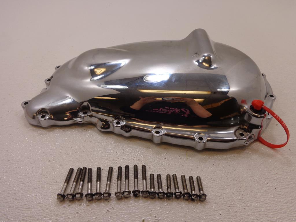 2001 2016 Triumph Bonneville Clutch Engine Cover Motor Chrome T100