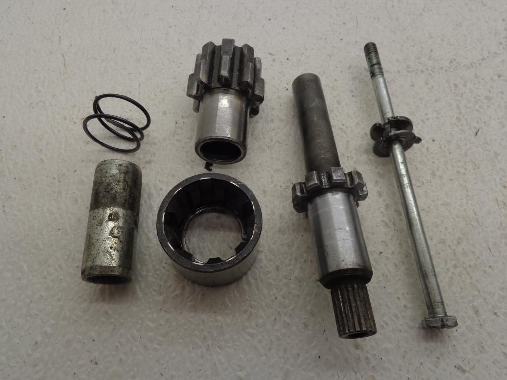 - Starter Jackshaft Kit 9 Tooth~ Twin Power SHD5300 TP